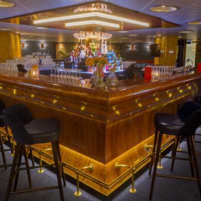 Bekijk de Captains Lounge in 360⁰