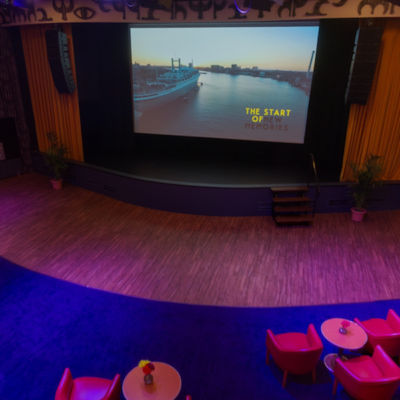 Theatre balkon 360˚
